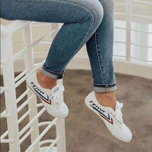 Feiyue Fe Lo Classic Sneakers NWT - Free tote bag